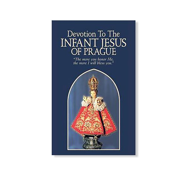 DEVOTION TO THE INFANT JESUS OF PRAGUE-BOOKLET