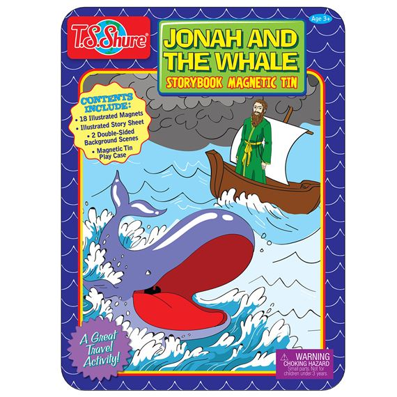 MAGNETIC TIN - JONAH AND THE WHALE