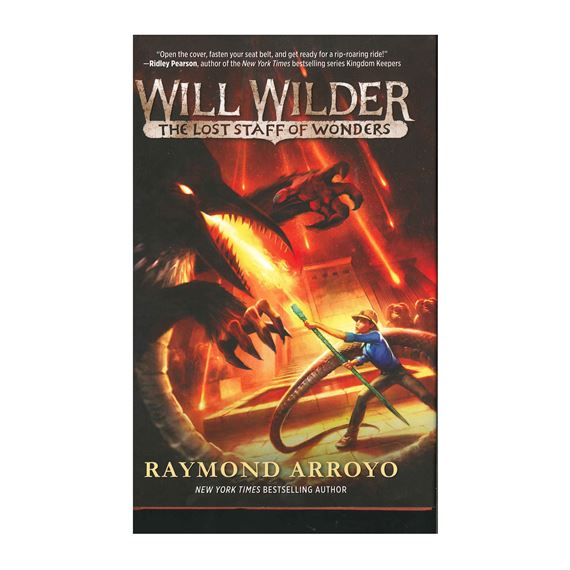 WILL WILDER: THE LOST STAFF OF WONDERS