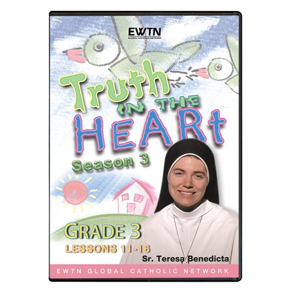 TRUTH IN THE HEART - SEASON III - GRADE 3 - DVD
