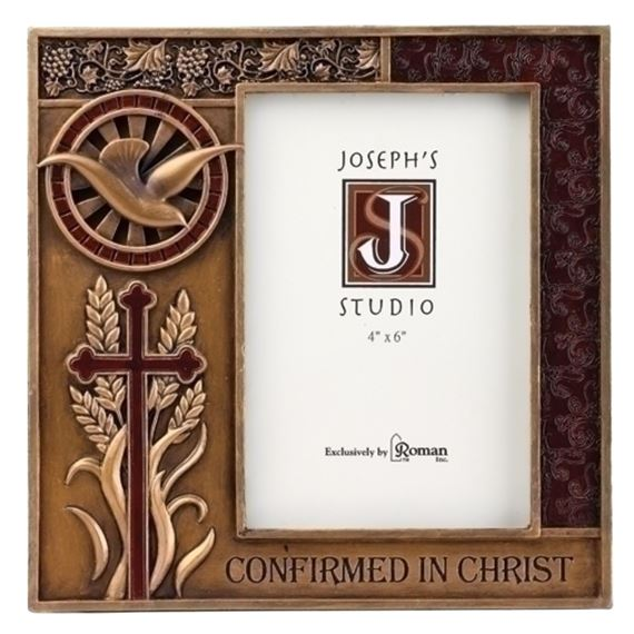 CONFIRMED IN CHRIST - PICTURE FRAME