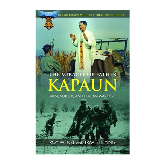 THE MIRACLE OF FATHER KAPAUN - PAPERBACK