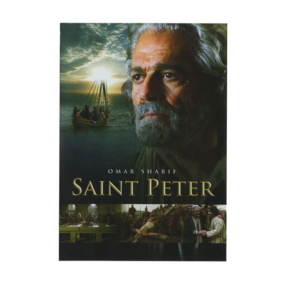 SAINT PETER - DVD