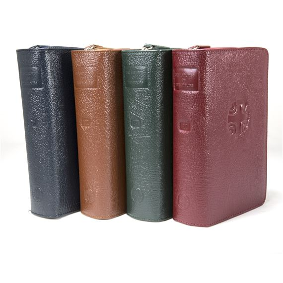 LITURGY OF THE HOURS LEATHER COVERS - 4 VOLUME