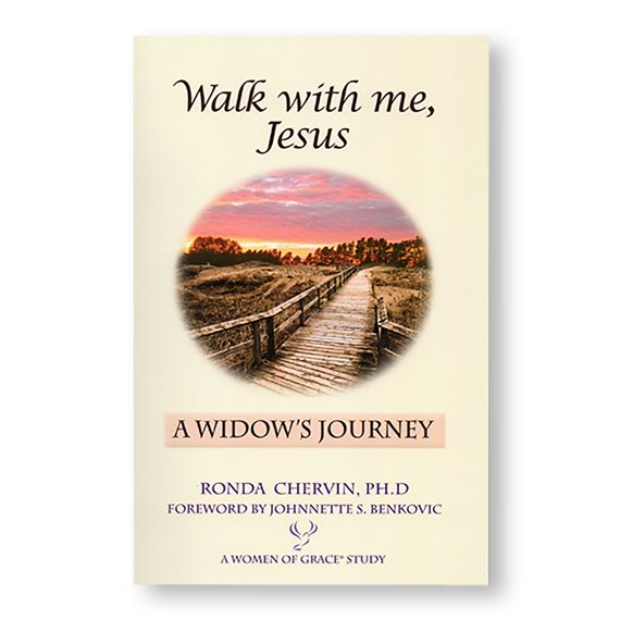 WALK WITH ME JESUS - A WIDOW'S JOURNEY