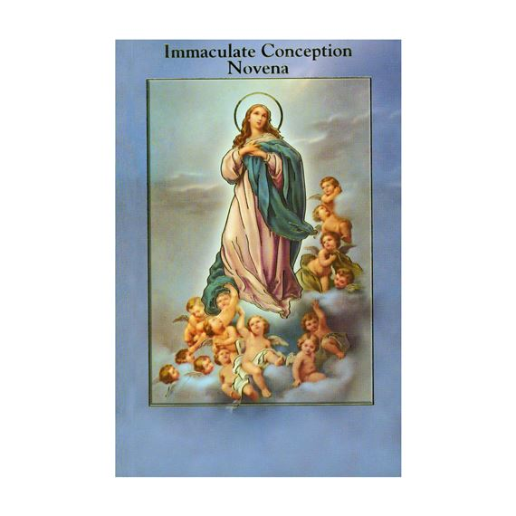IMMACULATE CONCEPTION NOVENA