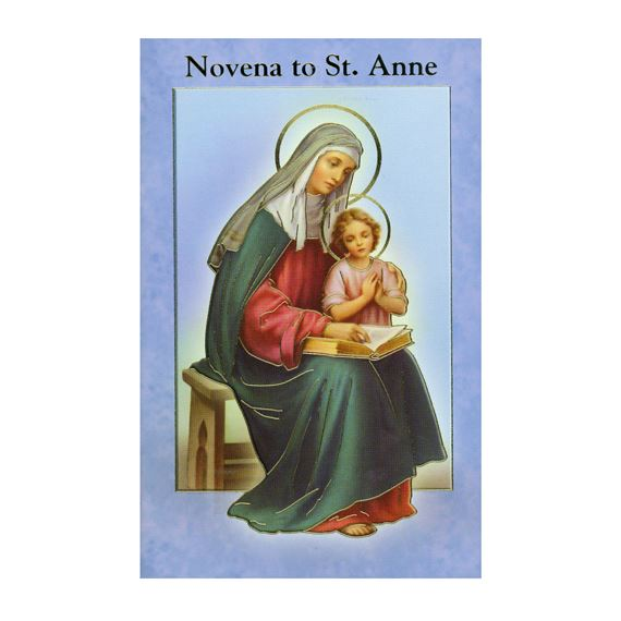 NOVENA TO ST. ANNE
