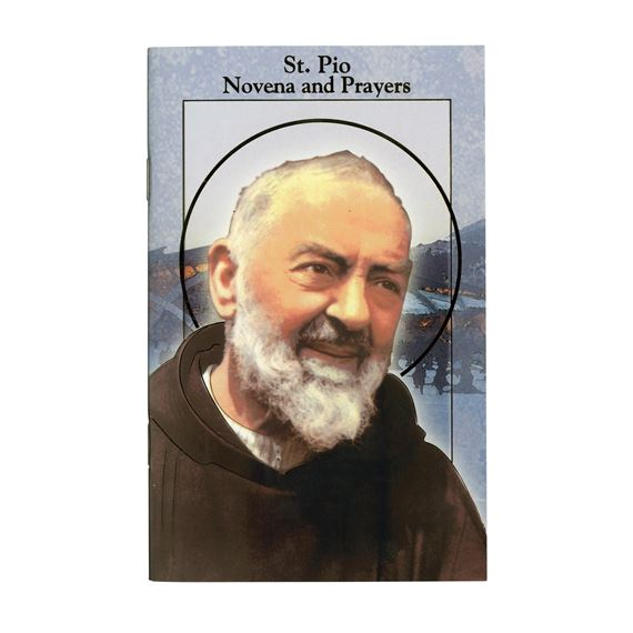 ST. PIO - NOVENA AND PRAYERS