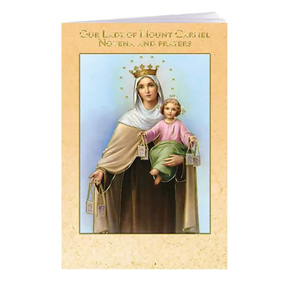 NOVENA TO OUR LADY OF MT. CARMEL