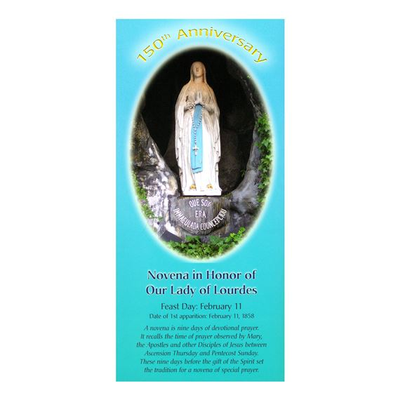 NOVENA IN HONOR OF OUR LADY OF LOURDES