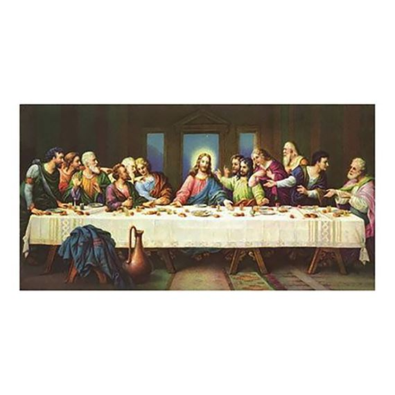 THE LAST SUPPER - 1000 PIECE PUZZLE