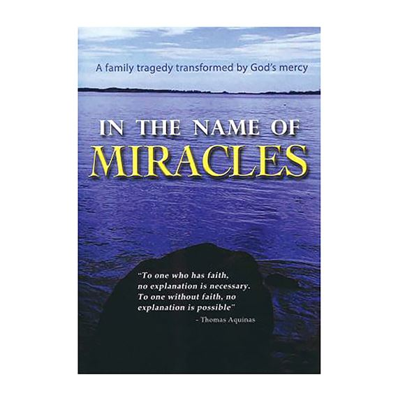 IN THE NAME OF MIRACLES - DVD