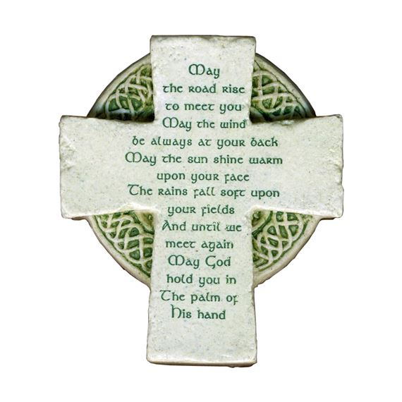 CELTIC CROSS PAPER WEIGHT