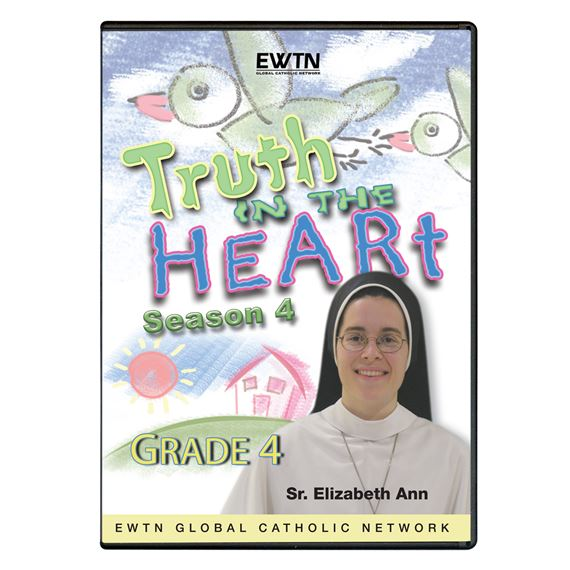 TRUTH IN THE HEART - SEASON IV - GRADE 4 - DVD