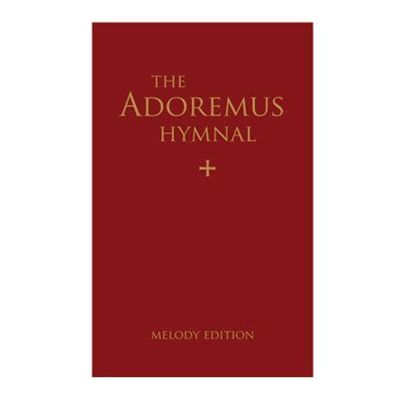 THE ADOREMUS HYMNAL (2nd EDITION) - PEW EDITION