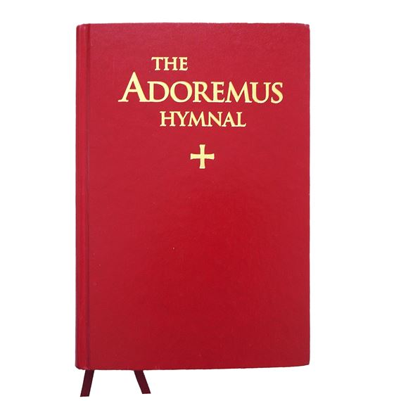 THE ADOREMUS HYMNAL (2nd EDITION) - CHOIR