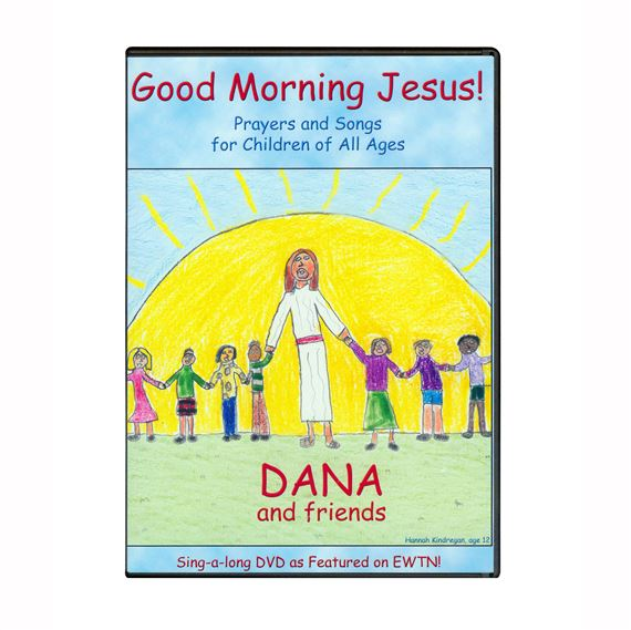 GOOD MORNING JESUS! - DVD