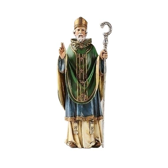 ST. PATRICK 6-INCH STATUE
