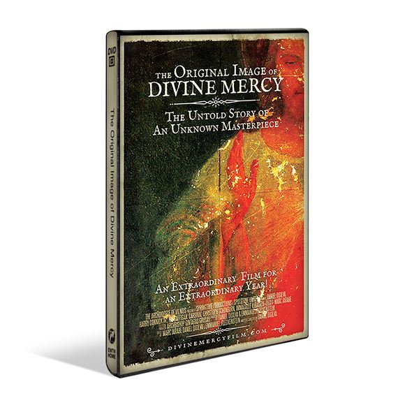 THE ORIGINAL IMAGE OF DIVINE MERCY - DVD