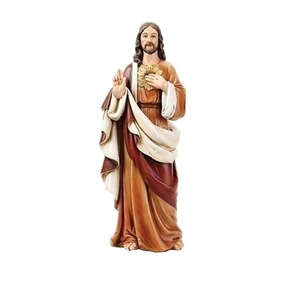"SACRED HEART OF JESUS 24"" STATUE"