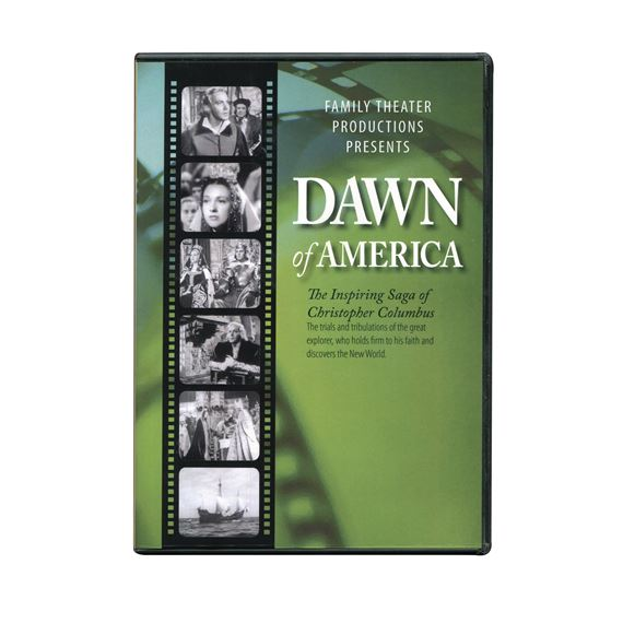 DAWN OF AMERICA - DVD