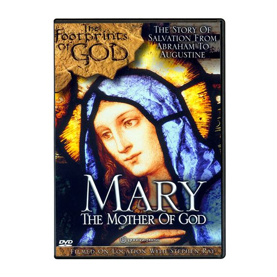 FOOTPRINTS OF GOD: MARY - DVD