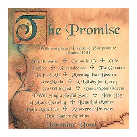 THE PROMISE - INSTRUMENTAL CD