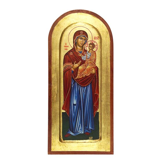 MOTHER OF GOD HODEGETRIA ICON