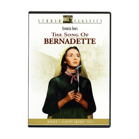 THE SONG OF BERNADETTE - DVD