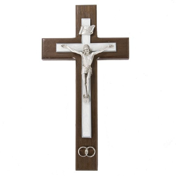 WEDDING CRUCIFIX