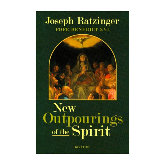 NEW OUTPOURINGS OF THE SPIRIT