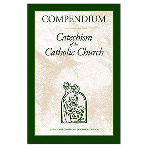 COMPENDIUM TO THE CATECHISM - PAPERBACK