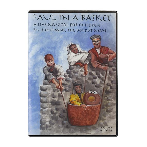 PAUL IN A BASKET: A LIVE MUSICAL FOR CHILDREN