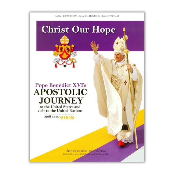 CHRIST OUR HOPE COMMEMORATIVE BOOK