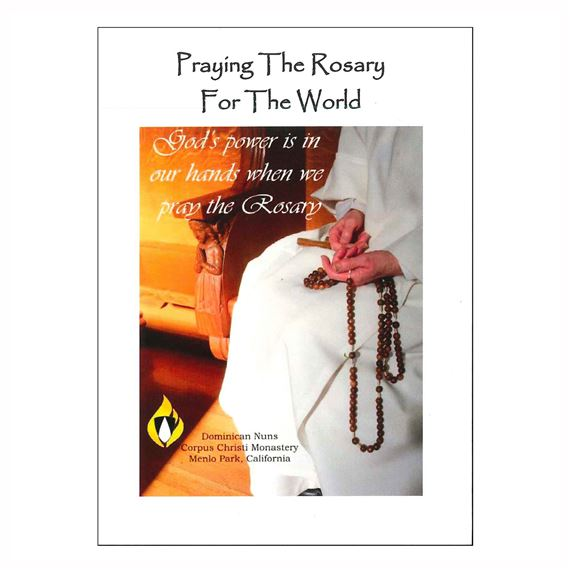 PRAYING THE ROSARY FOR THE WORLD BOOKLET