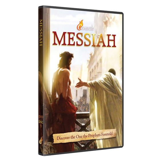 MESSIAH DISC 1:  EXODUS  (DVD)