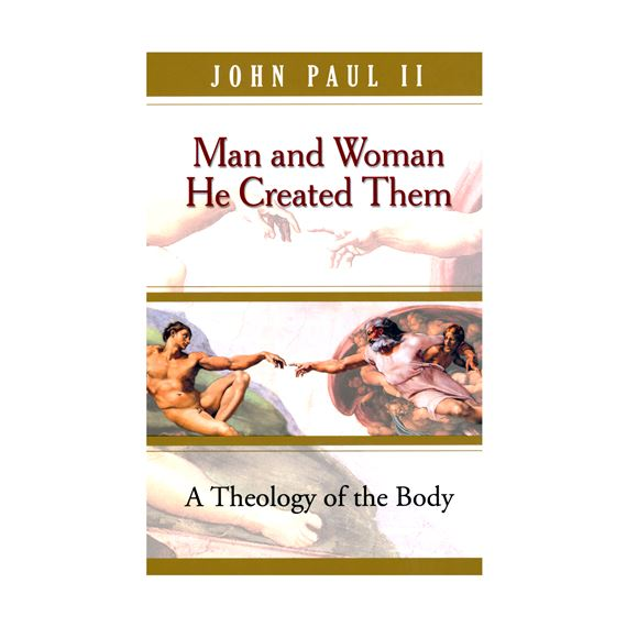 MAN & WOMAN HE CREATED THEM - THEOLOGY OF THE BODY