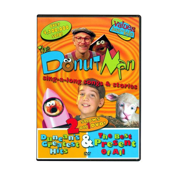 DUNCAN'S GREATEST HITS & BEST PRESENT OF ALL - DVD