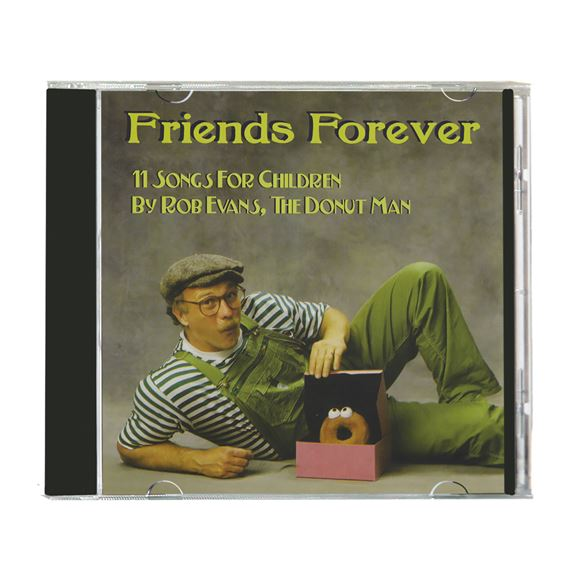 FRIENDS FOREVER - CD