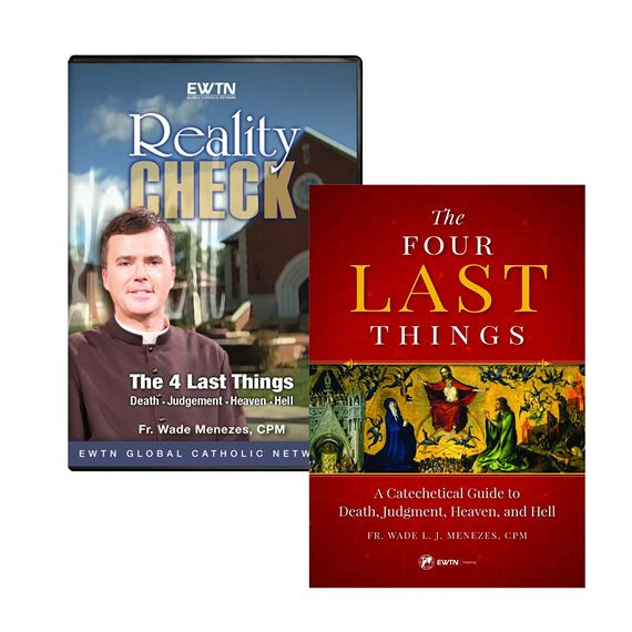 THE LAST FOUR THINGS BOOK & DVD SET