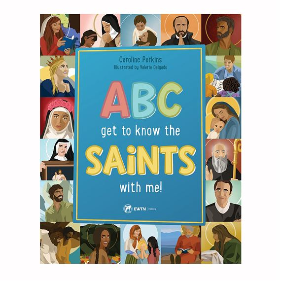 ABC GET TO KNOW THE SAINTS WITH ME!