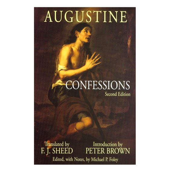 AUGUSTINE: CONFESSIONS - SECOND EDITION