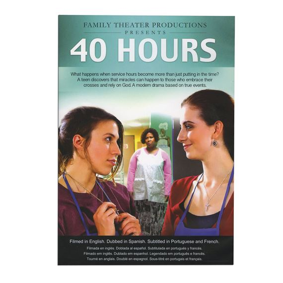 40 HOURS - DVD