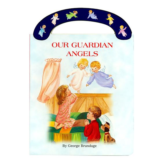 OUR GUARDIAN ANGELS - BOARD BOOK
