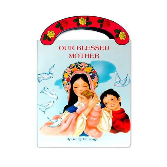 OUR BLESSED MOTHER BOARD BOOK