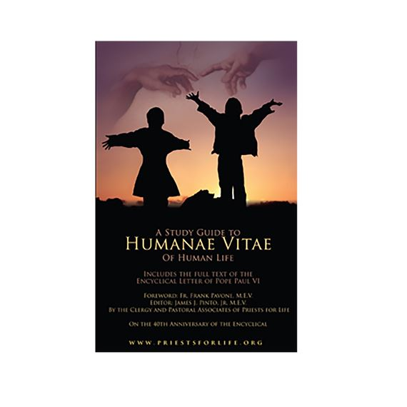 A STUDY GUIDE TO HUMANAE VITAE (OF HUMAN LIFE)