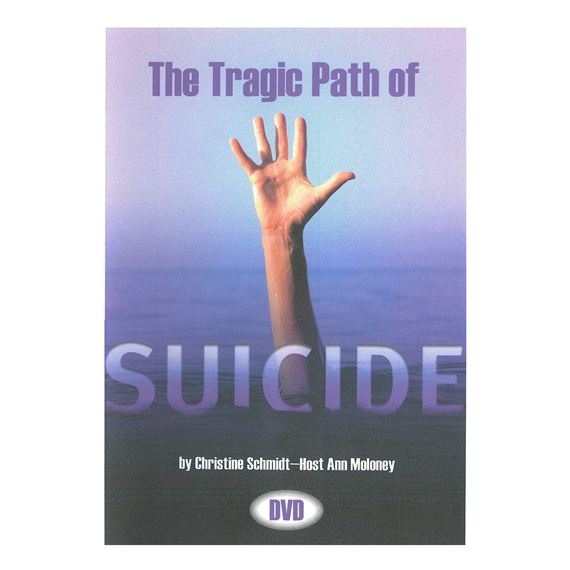 THE TRAGIC PATH OF SUICIDE - DVD