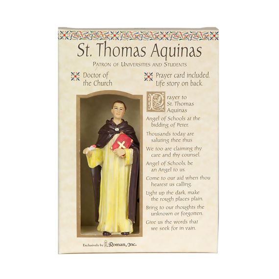 ST. THOMAS AQUINAS GIFT SET