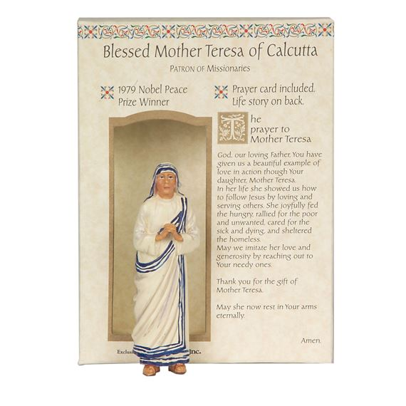 BLESSED MOTHER TERESA GIFT SET