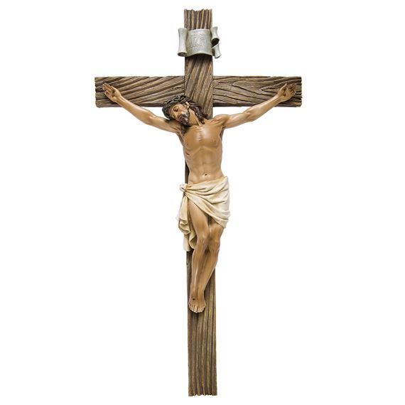 RENAISSANCE COLLECTION CRUCIFIX - 20""